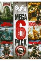 Syfy Mega 6 Pack: Maneater Series