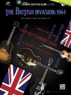 Alfred's Ultimate Easy Play-Along Guitar: The British Invasion - 1964
