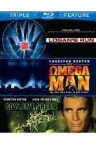 Soylent Green/Logan's Run/Omega Man