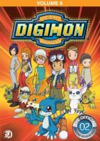Digimon: Digital Monsters - The Official Second Season, Vol. 6