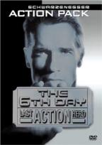 Arnold Schwarzenneger DVD 2-Pack - The Sixth Day/The Last Action Hero