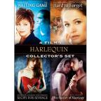 Harlequin Collector's Set Vol. 3:The Waiting Game / Hard To Forget / Recipe For Revenge / This Matter Of Marriage
