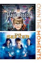 Seeker/The Pagemaster