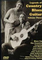 Legends of Country Blues Guitar - Volume Three