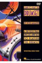 Learn to Play the Drumset - Peter Magadini