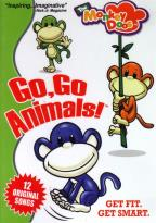 Monkeydoos - Go, Go Animals
