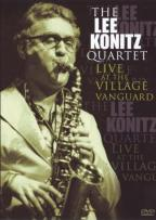 Lee Konitz Quartet: Live at the Village Vanguard