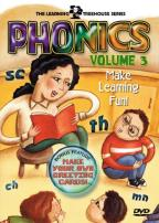 Learning Treehouse Series - Phonics: Vol. 3