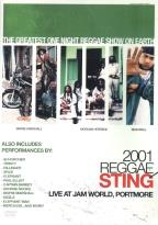 2001 Reggae Sting Live At Jam World Portmore