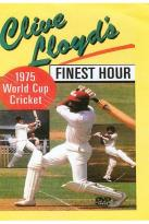Clive Lloyd's Finest Hour