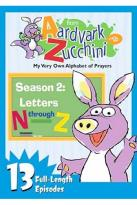 From Aardvark To Zucchini: Part 2, N - Z