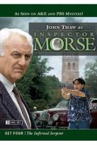 Inspector Morse: Set Four - The Infernal Serpent
