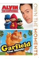 Alvin and the Chipmunks/Garfield: The Movie