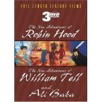 New Adventures of Robin Hood/The New Adventures of William Tell/Ali Baba