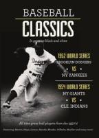 Baseball Classics: 1952 World Series/1954 World Series
