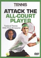 Tennis Magazine: Attack the All-Court Player