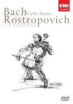 Bach/Rostropovich - Cello Suites