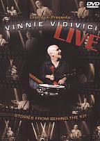 Vinnie Vidivici: Live - Stories from Behind the Kit