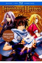 Legend of the Legendary Heroes: Collection 02