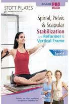 Spinal, Pelvic & Scapular Stabilization On The Rehab Reformer 2nd Edition