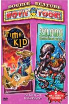 20,000 Leagues Under The Sea/ Time Kid (Double Feature)