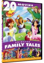 Animated Family Tales: 20 Movies