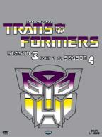 Transformers - Season 3: Box Set - Part 2/Season 4: Boxed Set