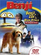 Benji, Zax, And The Alien Prince: The Complete First Series