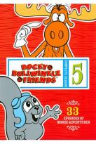 Rocky & Bullwinkle & Friends - The Complete Fifth Season