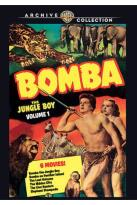 Bomba, the Jungle Boy, Vol. 1