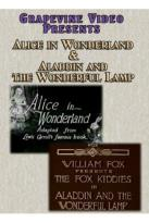 Alice in Wonderland/Aladdin and the Wonderful Lamp