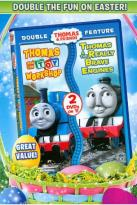 Thomas & Friends: Thomas & the Toy Workshop/Thomas & the Really Brave Engines