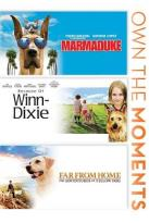 Marmaduke/Because of Winn Dixie/Far From Home