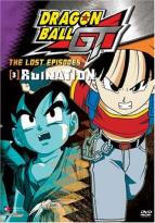 Dragon Ball GT: The Lost Episodes - Vol. 3: Ruination