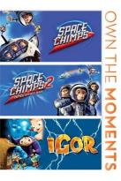 Space Chimps/Space Chimps 2/Igor