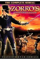 Zorro's Fighting Legion - The Complete Serial