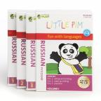 Little Pim: Russian - Set 1 Gift Set