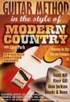 Guitar Method in the Style of Modern Country