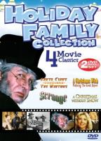 Holiday Family Collection - 4 Movie Classics