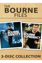 Bourne Files: 3 Disc Collection