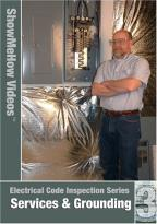 Electrical Code Inspection: Services & Grounding