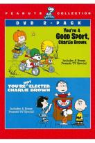 Peanuts Collection: You're a Good Sport, Charlie Brown/You're Not Elected, Charlie Brown