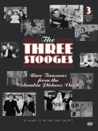 Three Stooges: Rare Treasures from the Columbia Pictures Vault