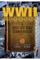 WWII Diaries, Vol. 2: July 1942 - September 1945
