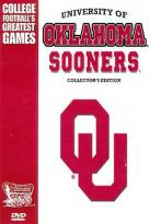 Oklahoma Sooners Greatest Games