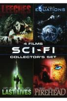 Sci-Fi Collector's Set, Vol. 4
