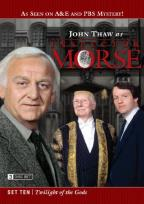 Inspector Morse: Set Ten - Twilight of the Gods