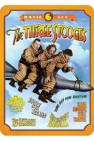 Three Stooges: 6 Movie Set