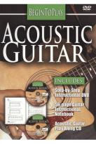 Begin to Play: Acoustic Guitar