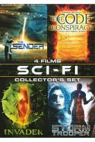 Sci-Fi Thrillers Collector's Set